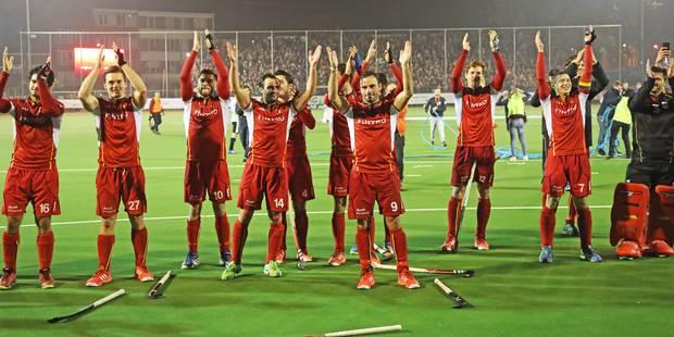 Les Red Lions participeront en 2019 à une nouvelle compétition internationale - La Libre