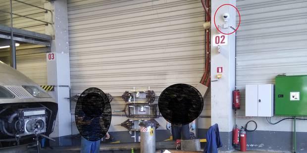 Des agents SNCB menacent de faire grève en Région bruxelloise - La Libre