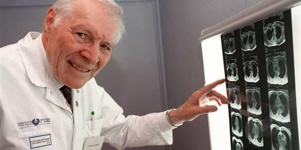 Décès du Professeur Christian Cabrol, pionnier de la greffe cardiaque - La Libre