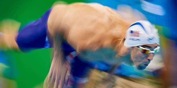 Michael Phelps va nager contre un requin pour Discovery Channel - La Libre