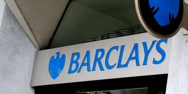 Levées de fonds au Qatar: un ex-directeur général de Barclays poursuivi pour fraude - La Libre