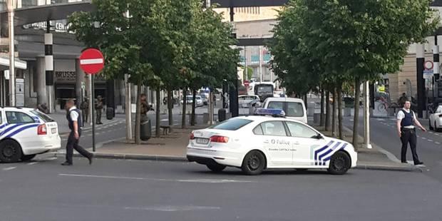 """Acte terroriste à Bruxelles: """"Barrez-vous! Mais barrez-vous!"""" - La Libre"""