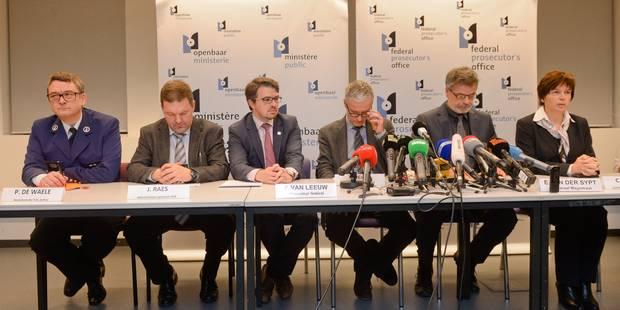 Acte terroriste à Bruxelles-Central: Une conférence de presse du parquet fédéral mercredi matin - La Libre
