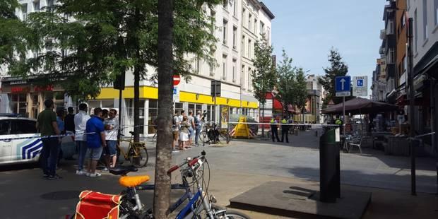 Fausse alerte à Anvers : La police recommande de ne pas se promener avec des armes factices - La Libre