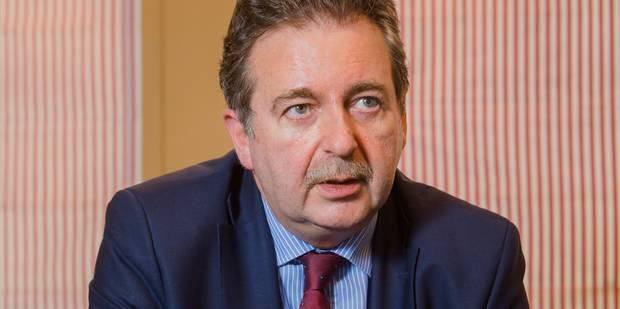 Rudi Vervoort défend une coalition PS-DéFI-Ecolo, Olivier Maingain et Ecolo freinent - La Libre