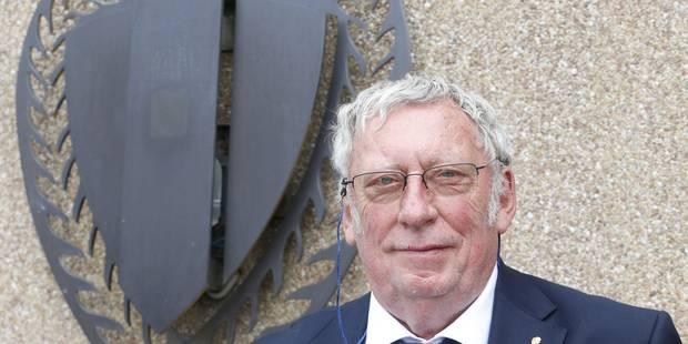 Sans surprise, Gérard Linard à été élu comme nouveau président de l'Union belge de football - La Libre
