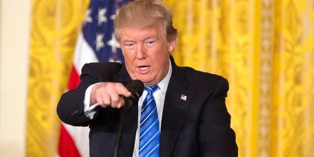 Petite victoire pour Donald Trump: son décret migratoire remis partiellement en vigueur - La Libre