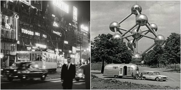 Le Plaizier de Bruxelles: la capitale vue à travers des cartes postales anciennes et récentes (PHOTOS) - La Libre