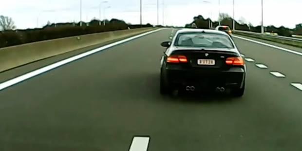 Deux ans de prison pour le fou du volant de la E314 (VIDEO) - La Libre