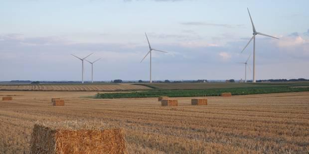 Vers quatre éoliennes au zoning Sud de Nivelles ? - La Libre