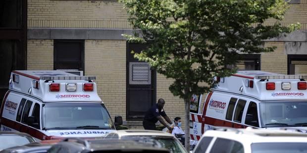 Tirs dans un hôpital de New York: Le tireur est un ancien médecin de l'hôpital, un autre médecin est mort - La Libre