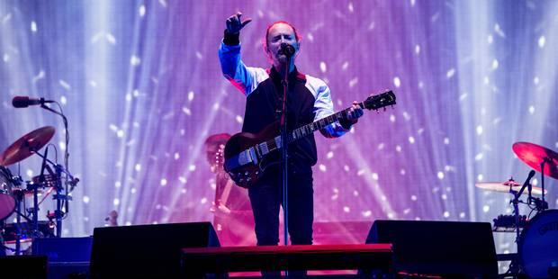 Radiohead le magnifique - La Libre