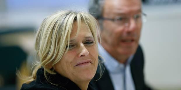 Samusocial de Bruxelles : Pascale Peraïta exclue du Parti socialiste - La Libre