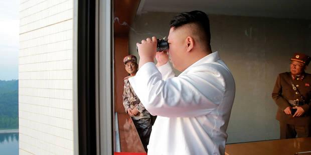 La Corée du Nord annonce avoir testé avec succès un missile intercontinental - La Libre
