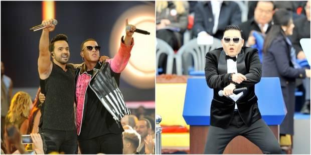 """""""Despacito"""" va-t-il battre le record de """"Gangnam Style"""" ? - La Libre"""