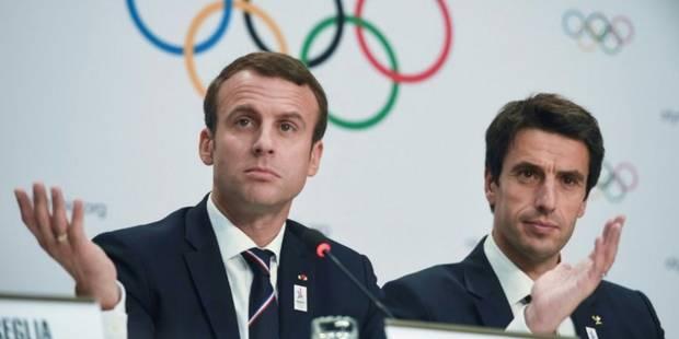 JO: Paris et Los Angeles assurées d'organiser les Jeux en 2024 ou 2028 - La Libre