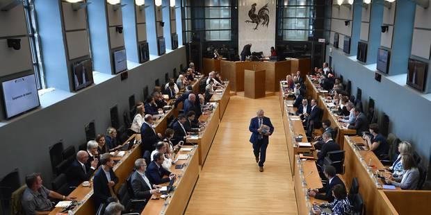 Cacophonie au parlement wallon sur une motion PS pour supprimer la redevance TV - La Libre