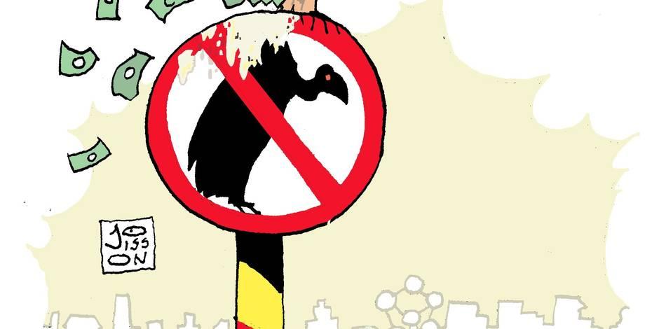 Les fonds vautours planent toujours sur la Belgique... (OPINION)
