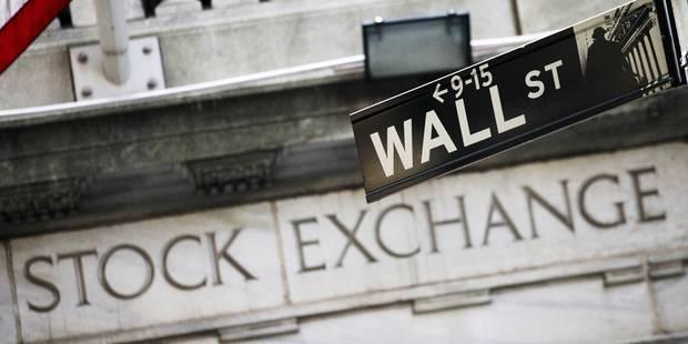 Wall Street: finance, énergie et distribution mènent le Dow Jones au sommet - La Libre
