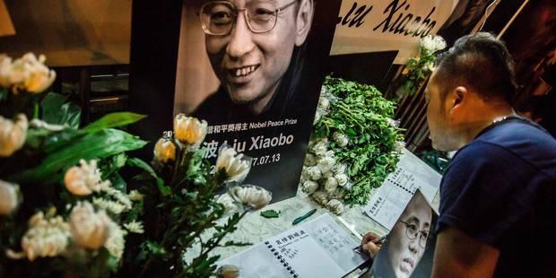 Mort de Liu Xiaobo: la réponse de Pékin aux critiques étrangères - La Libre
