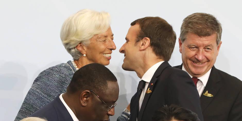 """France: le FMI salue les réformes """"ambitieuses"""" et """"courageuses"""" de Macron"""