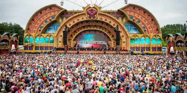 Quelques bons plans Techno/House à Tomorrowland - La Libre