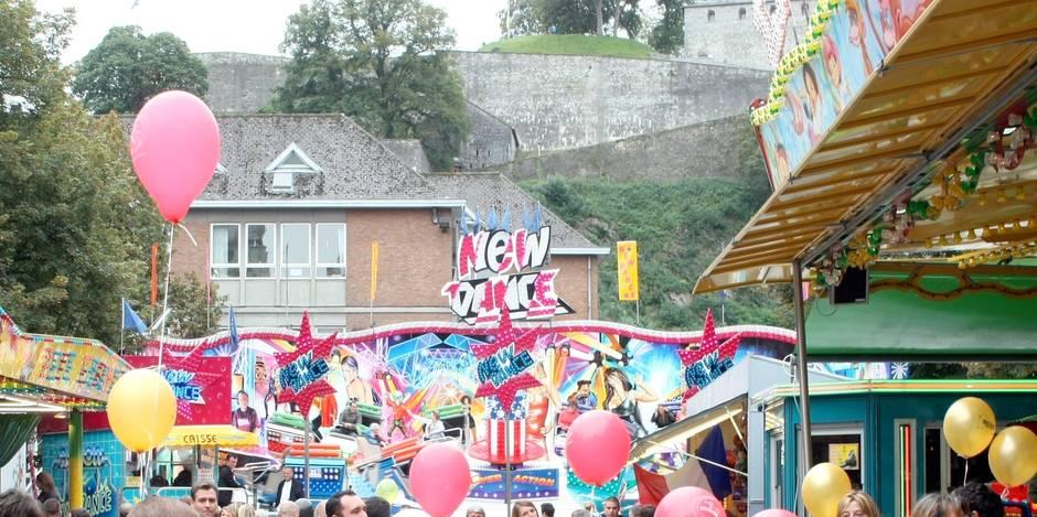 Bagarre à la foire de Namur entre des forains et des vegans
