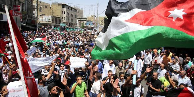 Jérusalem: les autorités israéliennes sous pression, fusillade à l'ambassade d'Israël à Amman - La Libre