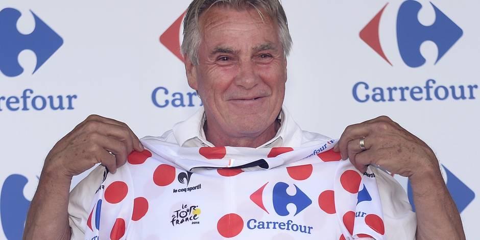 """Lucien Van Impe victime d'une crise cardiaque: """"Il se sentait très mal et avait des douleurs à la poitrine"""""""