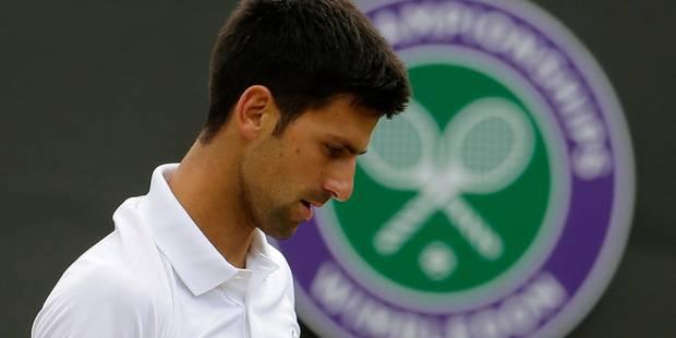 Djokovic ne jouera plus en 2017 ! - La Libre