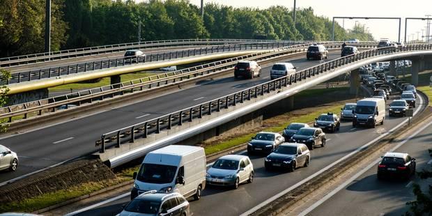 E40: dès le 1er août, aux heures de pointe, une bande de plus entre Louvain et Bruxelles - La Libre
