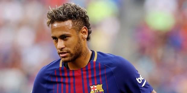 """Attendu à Shanghai, Neymar annule pour cause de """"transfert"""" - La Libre"""
