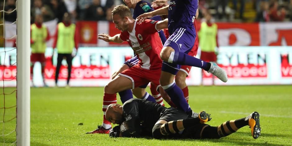 L'ambitieux Antwerp contraint Anderlecht au nul (0-0)
