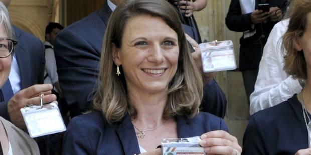 Un mois de prison ferme pour l'agresseur d'une députée En Marche - La Libre