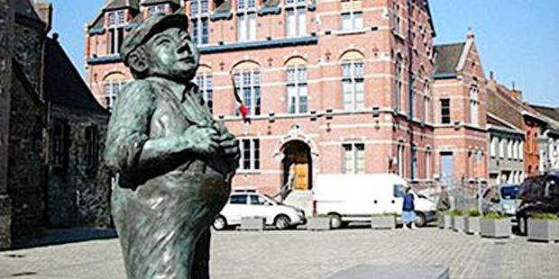 Tubize: 450.000 euros pour refaire les trottoirs de la Grand-Place - La Libre