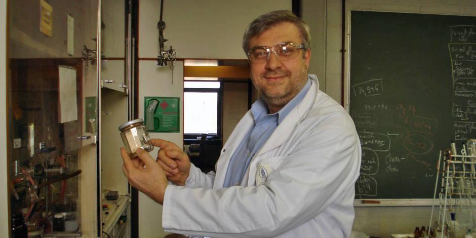 UCL: chimiste et climato-sceptique, le professeur de l'UCL István Markó est décédé