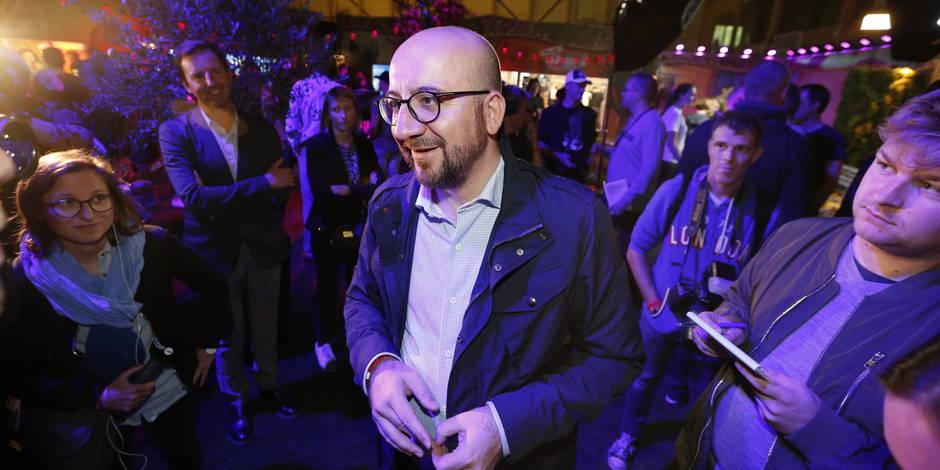 Tomorrowland: Charles Michel viré de la scène par... un DJ