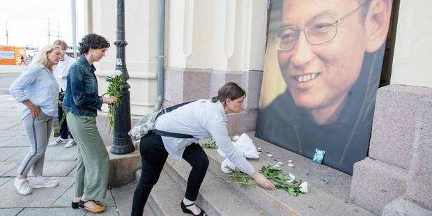 """Ai Weiwei : """"La mort du prix Nobel de la paix Liu Xiaobo est mystérieuse"""" - La Libre"""