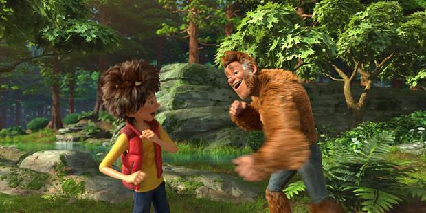 """""""Bigfoot Junior"""" : 3D sans relief - La Libre"""