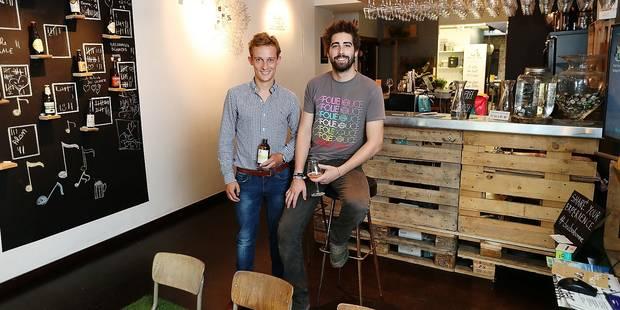 Un café ouvert à tous ceux qui veulent brasser leur bière à Bruxelles - La Libre