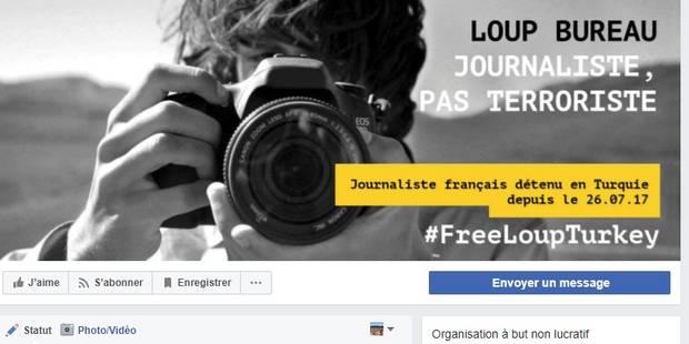 Détention d'un étudiant de l'Ihecs en Turquie : un comité de soutien voit le jour sur Facebook - La Libre