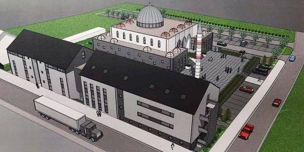 Un projet de mosquée crée la polémique à La Louvière - La Libre