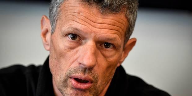 Jacques Borlée restera-t-il le sélectionneur du relais 4x400m ? - La Libre