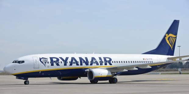 Ryanair demande une limitation de la consommation d'alcool dans les aéroports britanniques - La Libre