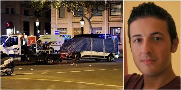 """Attentat à Barcelone: """"Bruno Gulotta a été renversé et tué par un terroriste infâme"""" - La Libre"""