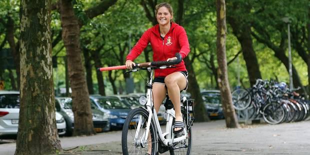 Red Panthers: Pauline Leclef détient déjà une clef du milieu - La Libre