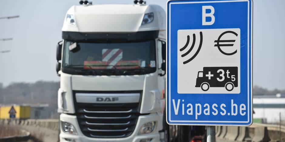 Des transporteurs néerlandais dénoncent des couacs avec le prélèvement kilométrique belge