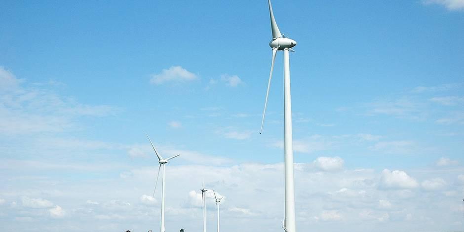 Nivelles : mobilisation contre six éoliennes