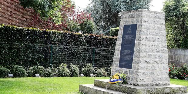 Saint-Ghislain : un devoir de mémoire plus explicité - La Libre