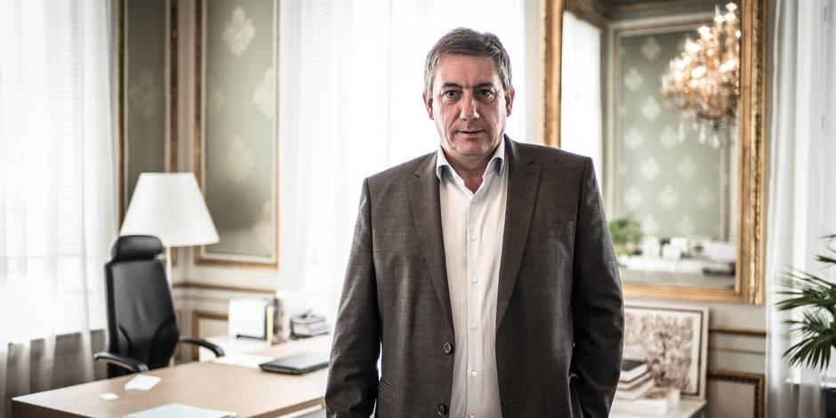 """Jan Jambon: """"La N-VA est prête à négocier avec le PTB si c'est pour tout régionaliser"""" - La Libre"""